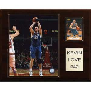 8f18a499b NBA Kevin Love Minnesota Timberwolves Player Plaque on PopScreen