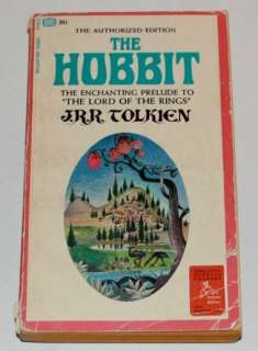 a book analysis and review of the hobbit by jrr tolkien