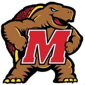 Maryland Terrapins   1 Large Wall Accent College Mural Sticker Home