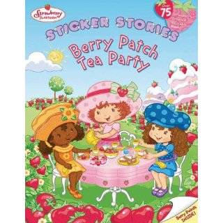 Stories Strawberry Shortcakes Country Fair Fun Book Toys & Games