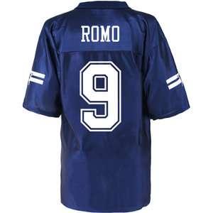Mens   NFL Dallas Cowboys Tony Romo # 9 Jersey
