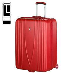 Travel Concepts Versailles Red 30 inch Expandable Hardside Upright