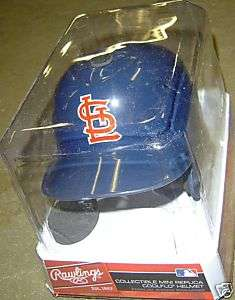 St. Louis Cardinals Rawlings CoolFlo MLB Mini Helmet