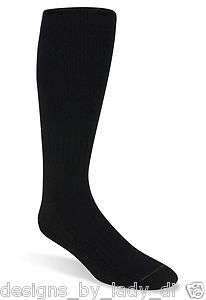 Wigwam F1402 BLACK Base Camp Fusion Sock XL Merino Wool Boot Sock NWT