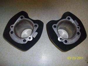 Harley Davidson 1450 Cylinder Pair 1659 99 1450cc HD
