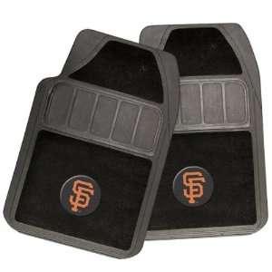 San Francisco Giants Rubber Floor Mats
