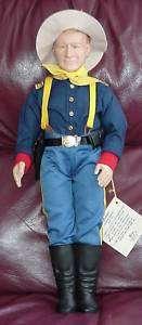 1982 Effanbee Doll, John Wayne Guardian   17 Vinyl