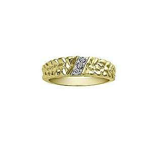 Gold Matching Engagement Wedding Ring Bridal Set New  Pompeii3 Inc