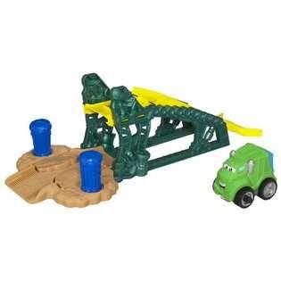 Tonka chuck and Friends Motorized Power Playard System Crazy Crane