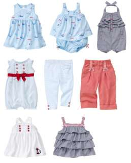 SWEETIE NEWBORN INFANT BABY GIRLS SUMMER CLOTHES OUTFITS 3 24M