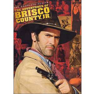 The Adventures Of Brisco County, Jr. The Complete Series TV Shows