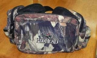 Camouflage REDHEAD Mossy Oak Waist Pack HUNTING Bag