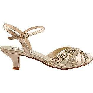 Womens Jane Champagne Glitter Touch Ups Shoes Womens Sandals