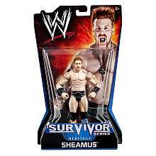 WWE Survivor Heritage Series Action Figure   Sheamus   Mattel   Toys