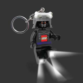 LEGO Ninjago Keychain Light Black *New*