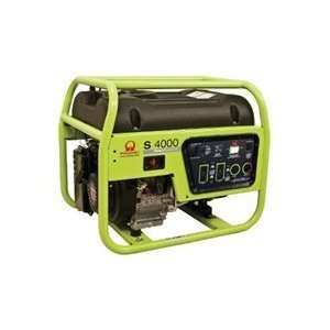 S4000 4000 Watt   Pramac Portable Generator Patio, Lawn & Garden