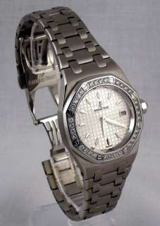 Audemars Piguet Royal Oak Ladies Diamond Watch