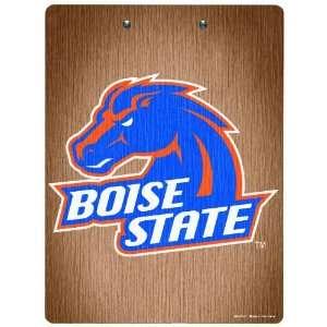 NCAA Boise State Broncos Clip Board
