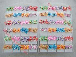 wholesale mixed lots 24 pair Charm Polymer Clay earrings. cartoon