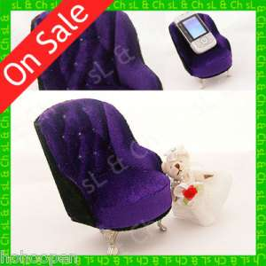 Miniature Dollhouse Living Furniture Royal Sofa Chair