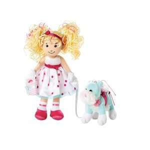 Dreamtastic Flower Girl Faith and Fluffy by Groovy Girls