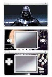 Star Wars Darth Vader Skin Cover   Nintendo DSL DS Lite