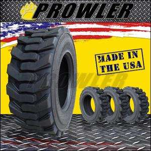 Deere 12x16.5 12 ply Skid Steer Tires Free Ship! MADE IN USA!