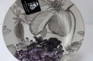 ANDREW TANNER/ROYAL STAFFORD FLORAL LILAC DINNERWARE SET 24PC
