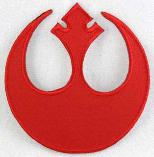 Star Wars Rebel Insignia Logo Patch Licensed MINT