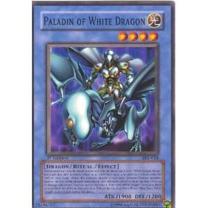 Yu Gi Oh Paladin of White Dragon (1st Edition)   Kaiba Evolution Deck