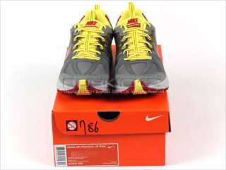 Air Pegasus+ 28 Trail Cool Grey/Red Dark Grey Yellow 2011 447841 060