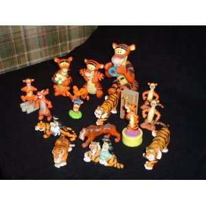 OF DISNEY TIGGER / JUNGLE BOOK COLLECTIBLE CHARACTERS Toys & Games