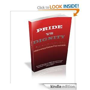 PRIDE vs DIGNITY: E Y:  Kindle Store