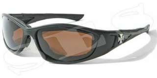Choppers Sunglasses Men Motorcycle Goggles Black Blue