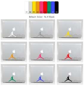 Jordan Laptop Macbook air pro vinyl sticker skin decal
