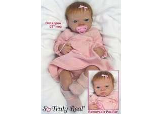 Webb Truly Real Celebration Of Life Emily Lifelike Baby Doll