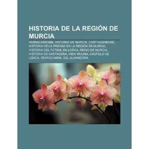Historia de la Región de Murcia Tarraconense, Historia de Murcia