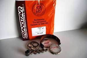 Ford C4, C9 and C10 Automatic Transmission Rebuild Kit