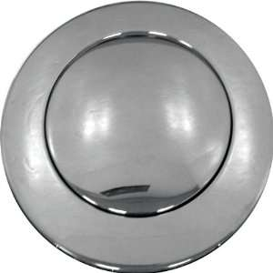 1967 94 Chevy/GM Smooth Chrome Aluminum Steering Wheel Horn Button   9
