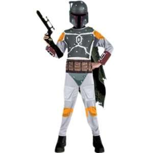Boba Fett Child Costume Small Clothes Size 4 6 Toys