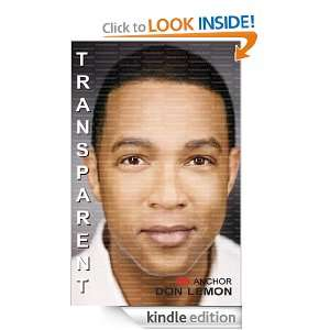 Transparent: Don Lemon:  Kindle Store