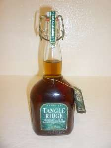 TANGLE RIDGE DOUBLE CASKED CANADIAN WHISKY WHISKEY CC AGED 10 YEAR