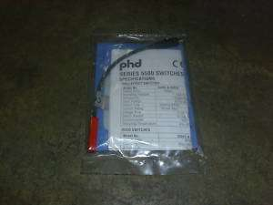 PHD 55824 1 SENSOR SWITCH CABLE ~ New
