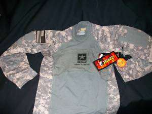 massif (acs) army combat shirt size medium WITH PATCH