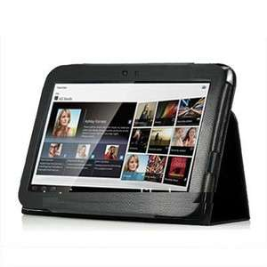 LEATHER CASE COVER STAND FOR SONY S 1 TABLET + FREE SCREEN PROTECTOR
