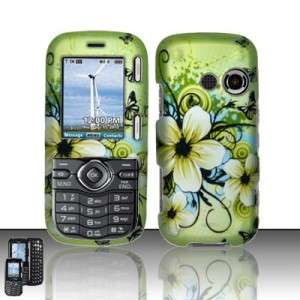 Hawaiian Flower Hard Case Phone Cover LG Cosmos VN250