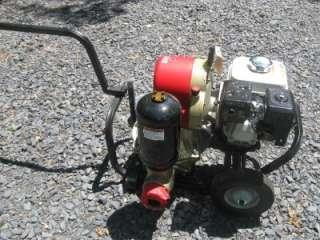 New Honda WDP30XK1AT 3 Self Priming Diaphragm Pump