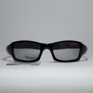 Polarized Black + Titanium Lenses For Oakley Fives Squared