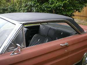 1965 mercury comet cyclone barn find all stock numbers matching car
