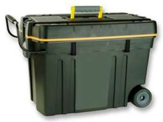 NEW Rolling Tool Chest Large Equipment Case Mobile Transportation on
